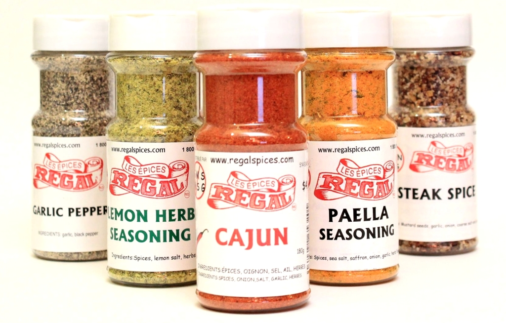 Regal Spices