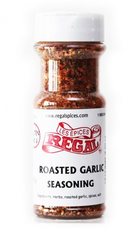 Roasted Garlic Seasoning