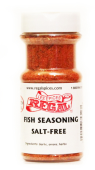 Salt-Free Fish Seasoning