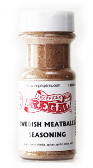 Swedish Meatballs Seasoning