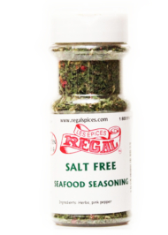 Salt Free Seafood Seasoning